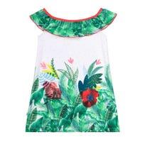 Jungle Beach Dress 2-6
