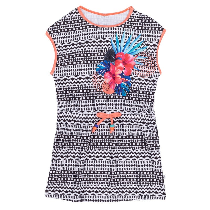 Aztec Beach Dress 2-6