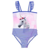 Unicorn UV Swimsuit 7-10