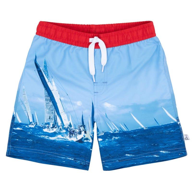 Sailboat Boardshort 2-6