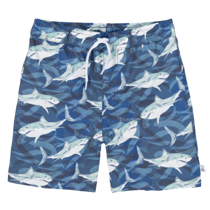 Maillot Short Requin 7-10
