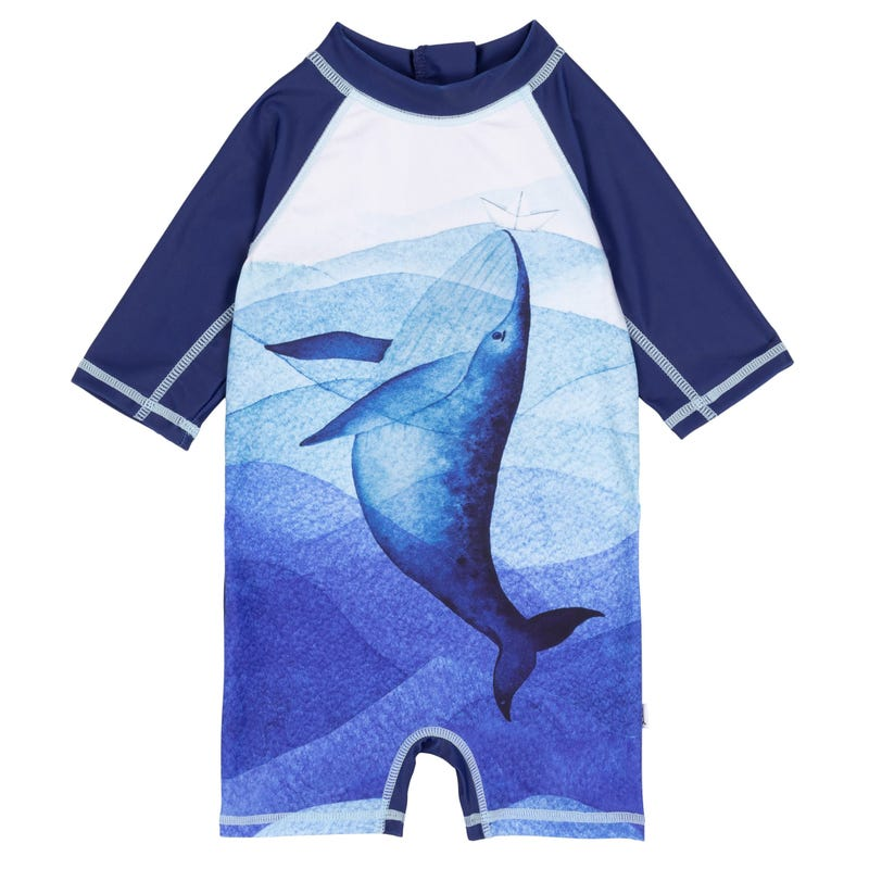 Whale UV Swimsuit 3-24m