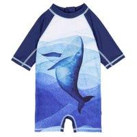Maillot UV Baleine 3-24m