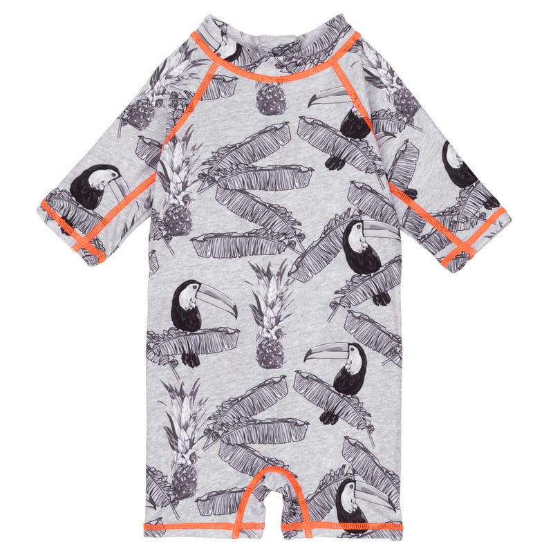 Toucan UV Swimsuit 3-24m