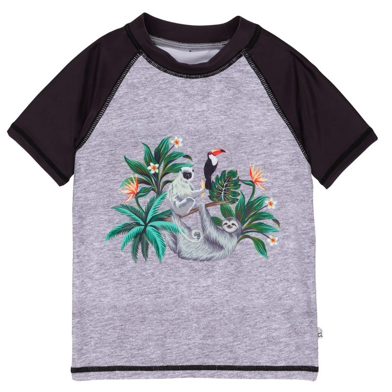 T-Shirt Maillot UV Jungle 7-10