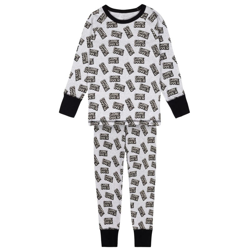 Pyjama Jeu Vidéo 3-6