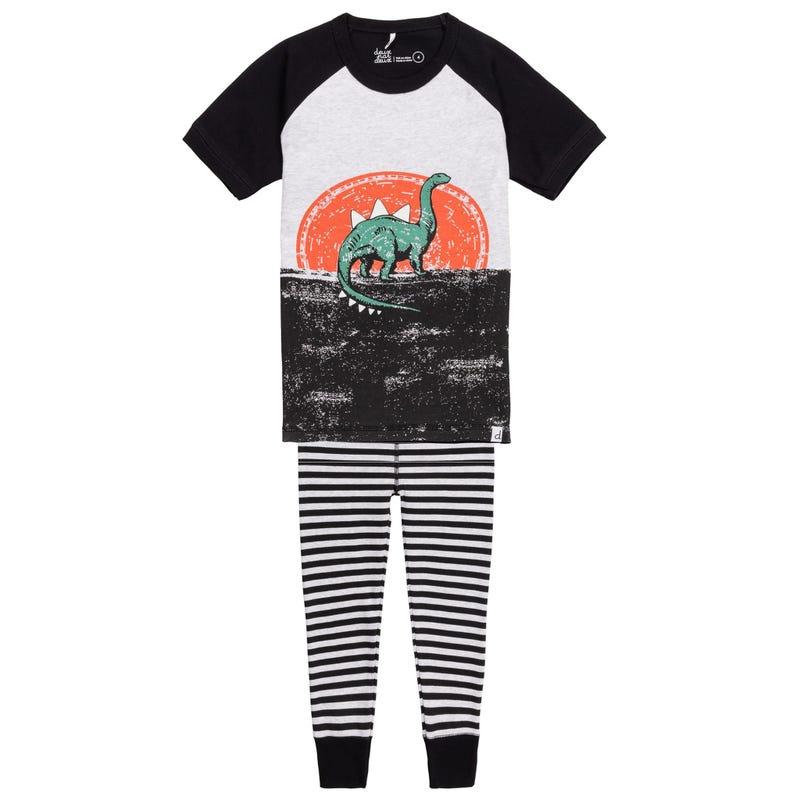 Pyjama Dinosaure 7-10