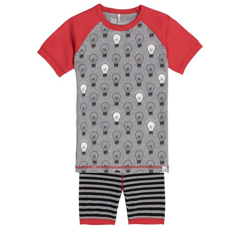 Pyjama Court Ampoule 3-6
