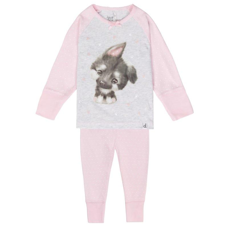 Pyjama Chien Mignon 3-6