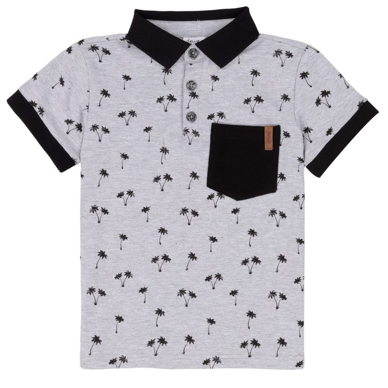 Palm Tree Polo 3-6