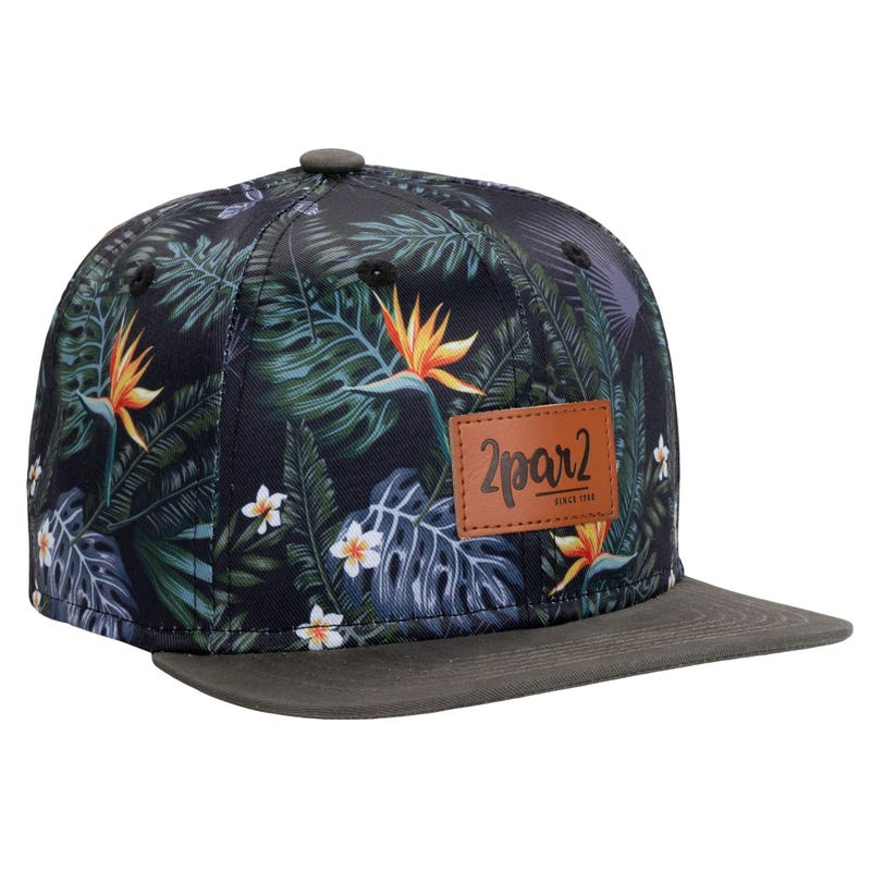 Printed Cap Jungle 6-24m