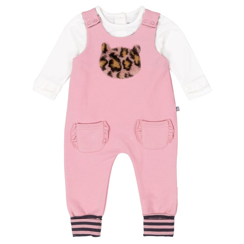 Catmouflage Overall Set 9-24m