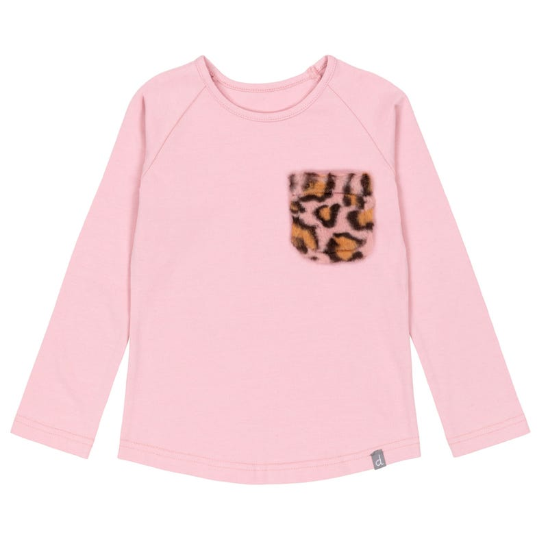 T-Shirt Poche Chatmouflage 3-6ans