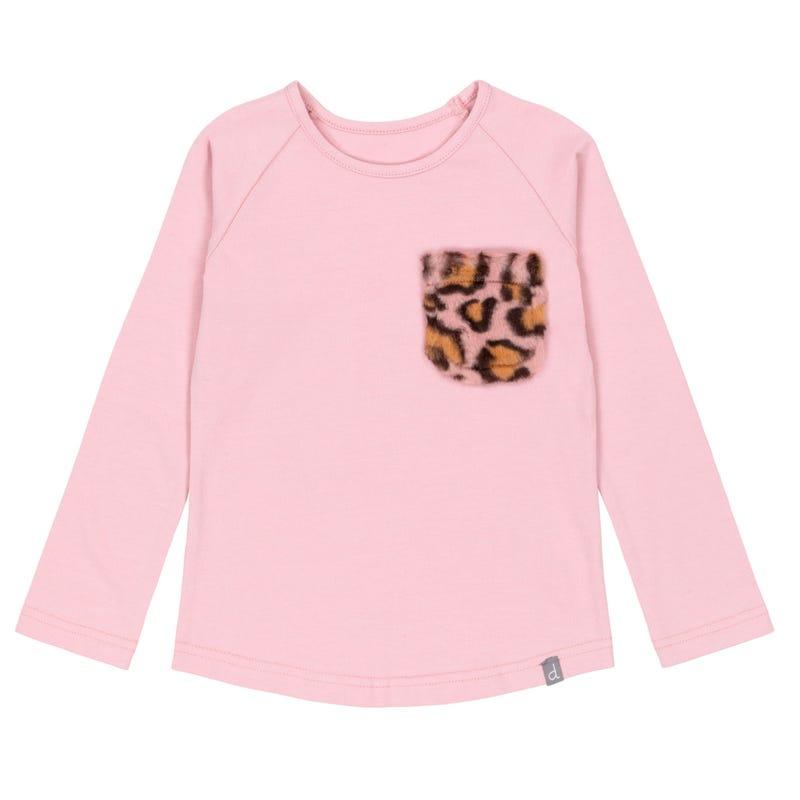 T-Shirt Poche Chatmouflage 7-10ans