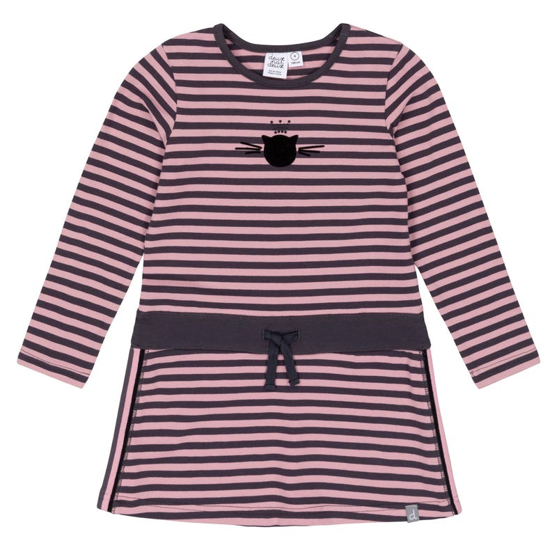 Catmouflage Striped Tunic 3-6