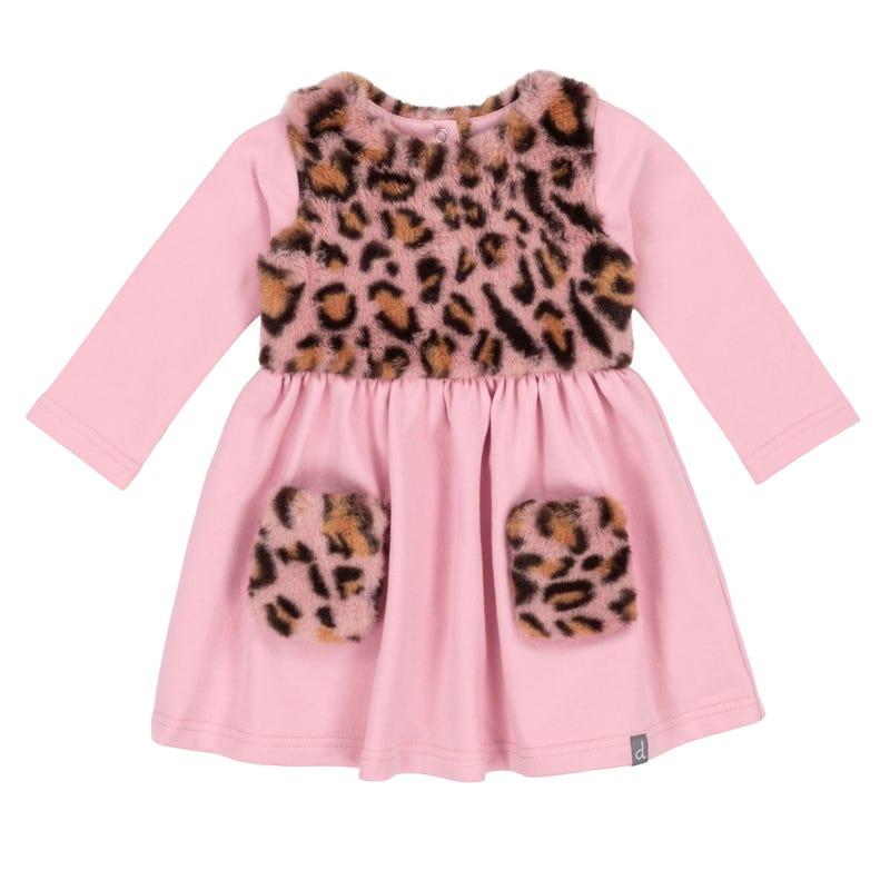 Catmouflage Dress 12-24m