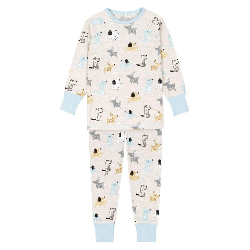 Dogs Pajamas 3-6