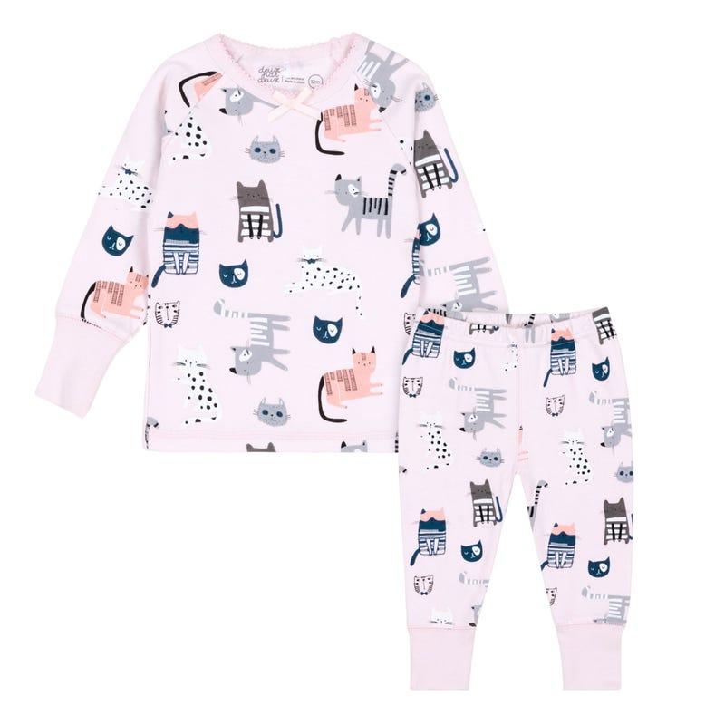 Pyjama Chats 3-6ans