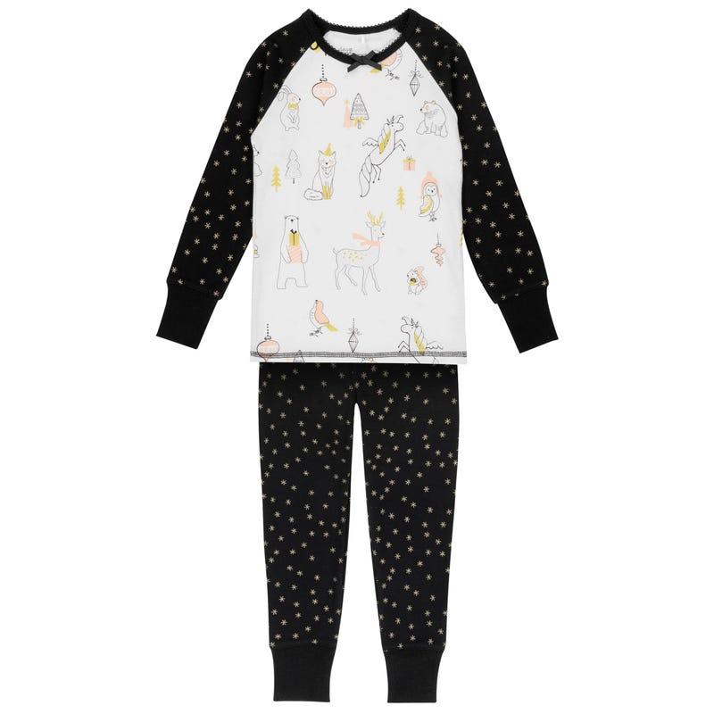 Pyjama Animaux 7-10ans