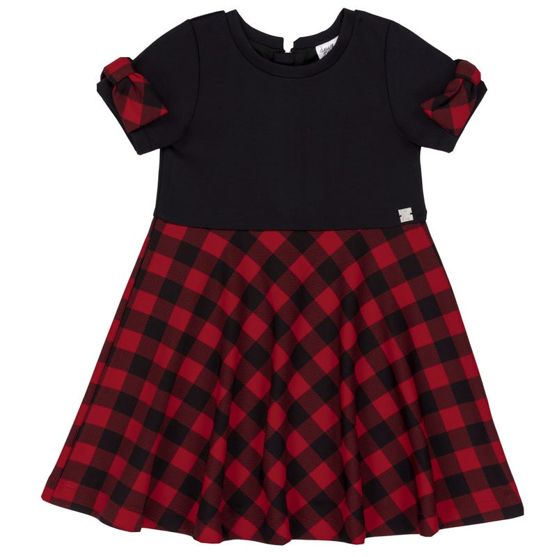 Robe Boucle Chalet 3-6ans