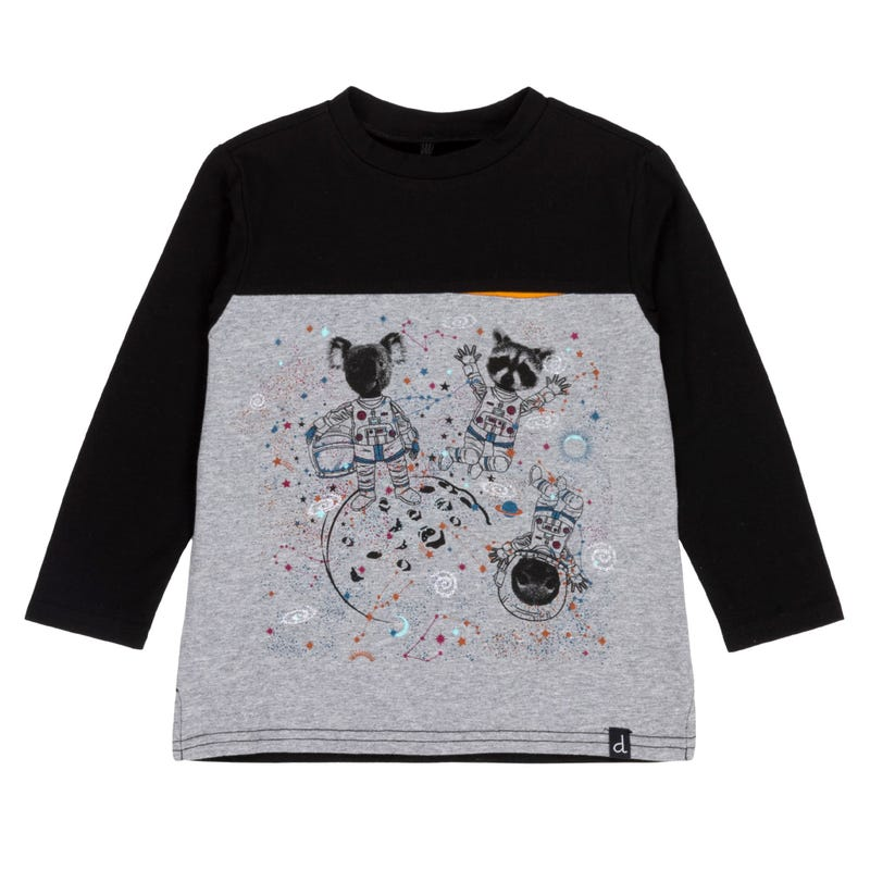 T-Shirt Lune 12-24m