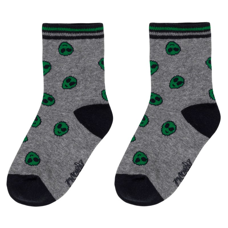 Alien Socks 3-12