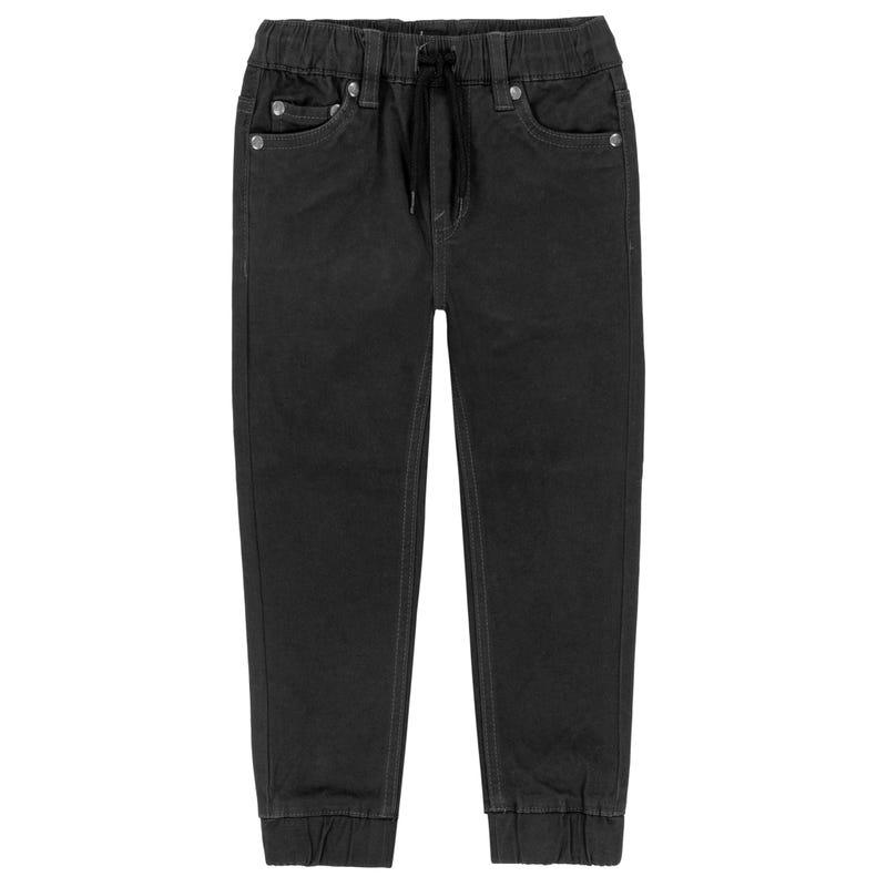 Pantalon Jogger Twill Basique 1224