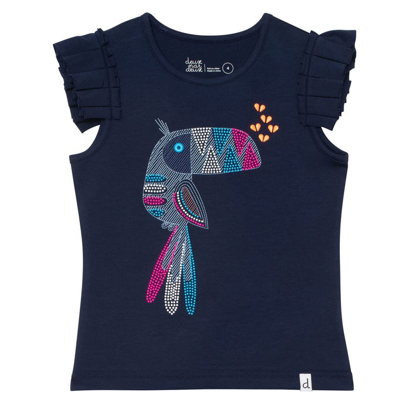 T-Shirt Toucan 3-6ans