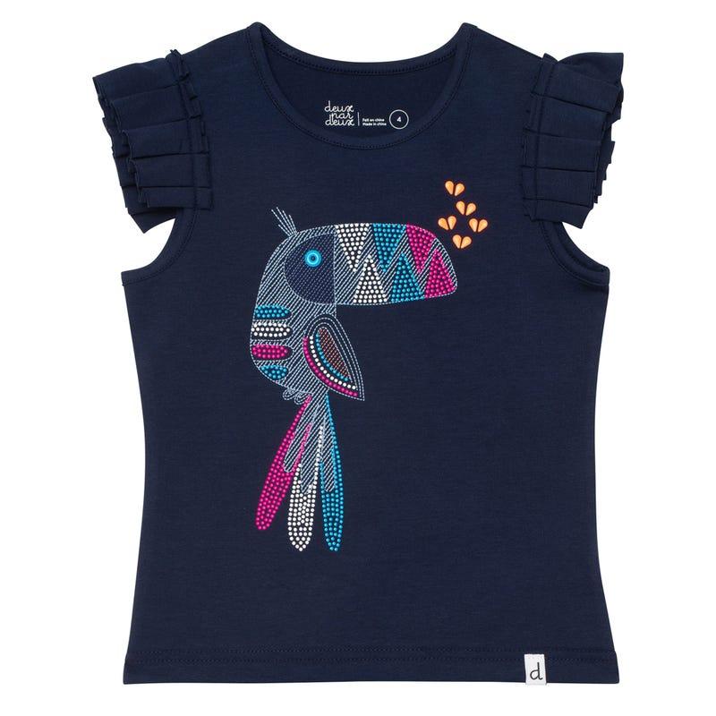 T-Shirt Toucan 7-10ans