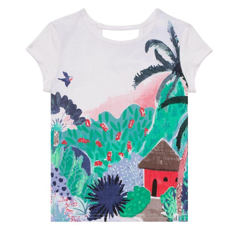 T-Shirt Bora Bora 7-10ans