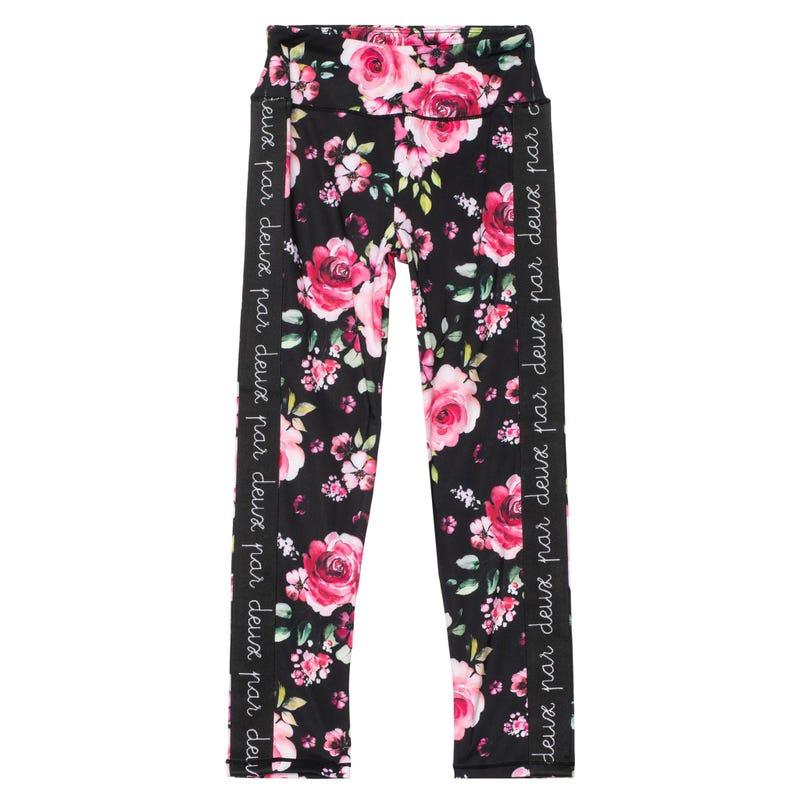 Jegging Fleurs Romance 3-6ans