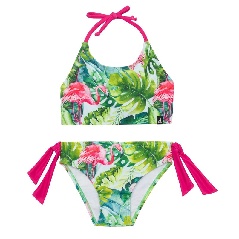 Bikini Flamant 2-6ans