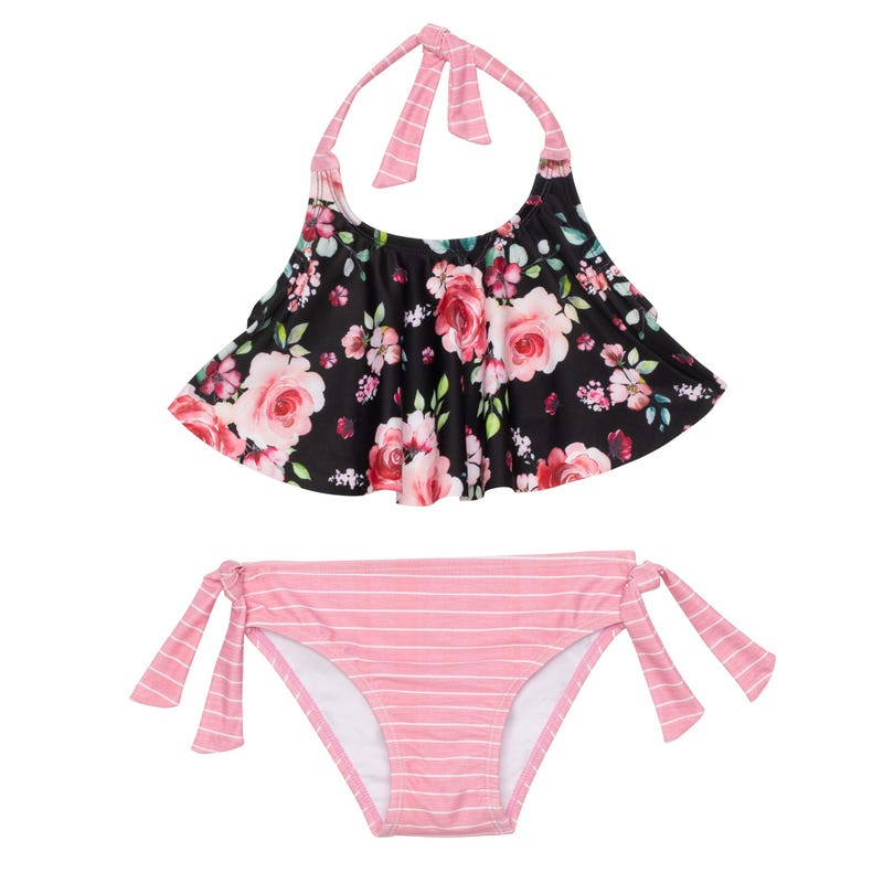 Bikini Fleurs 7-12ans