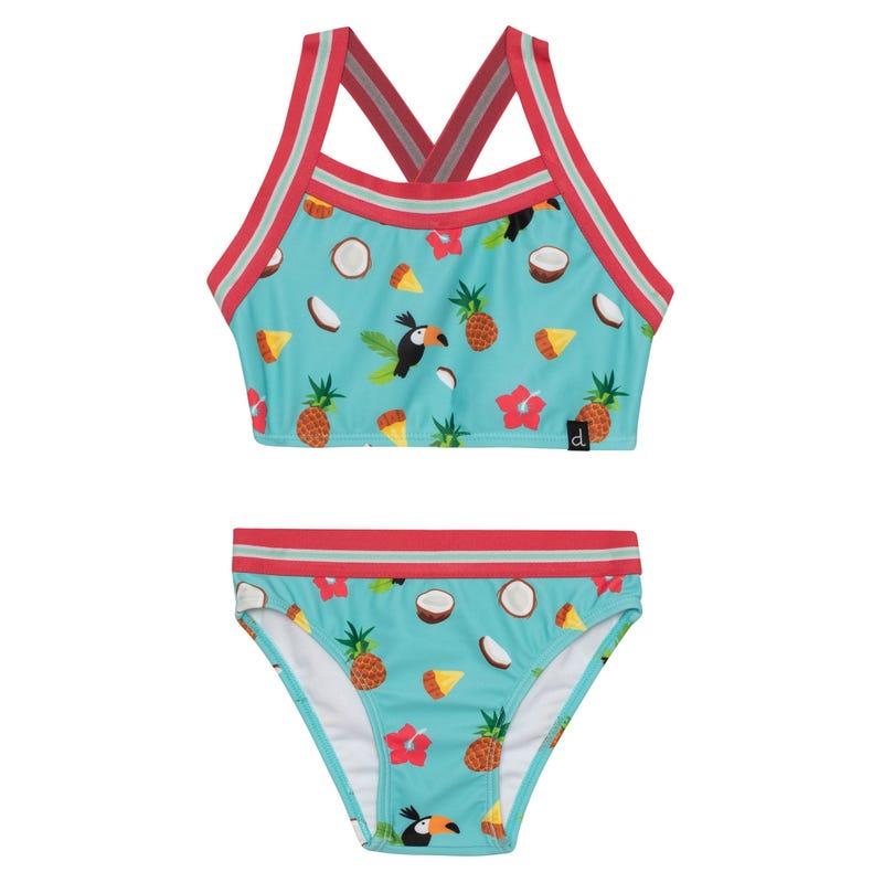 Bikini Toucan 2-6ans