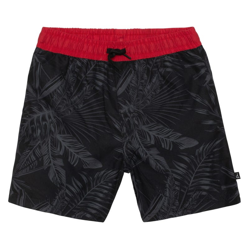 Palm Tree Swimshort 7-10y