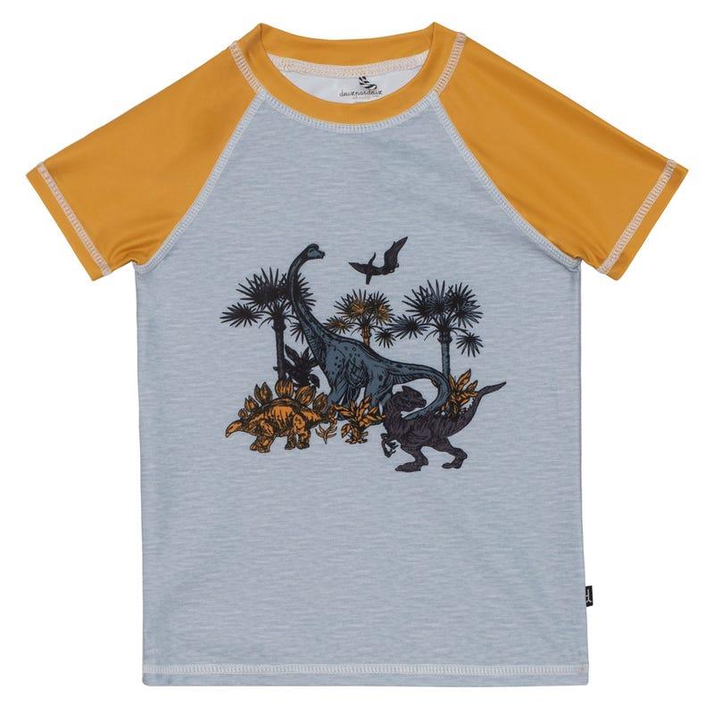 T-Shirt Maillot Dino 2-6ans