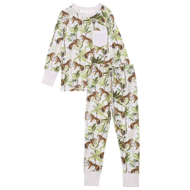 Pyjama Tigre 7-10ans