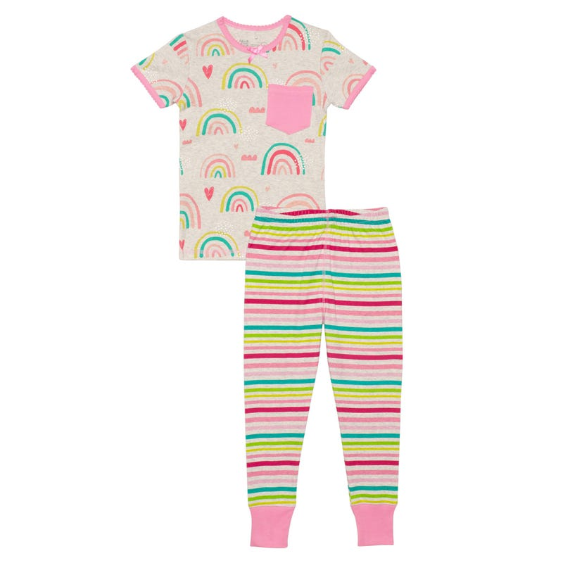 Pyjama Arc-en-Ciel 7-10ans