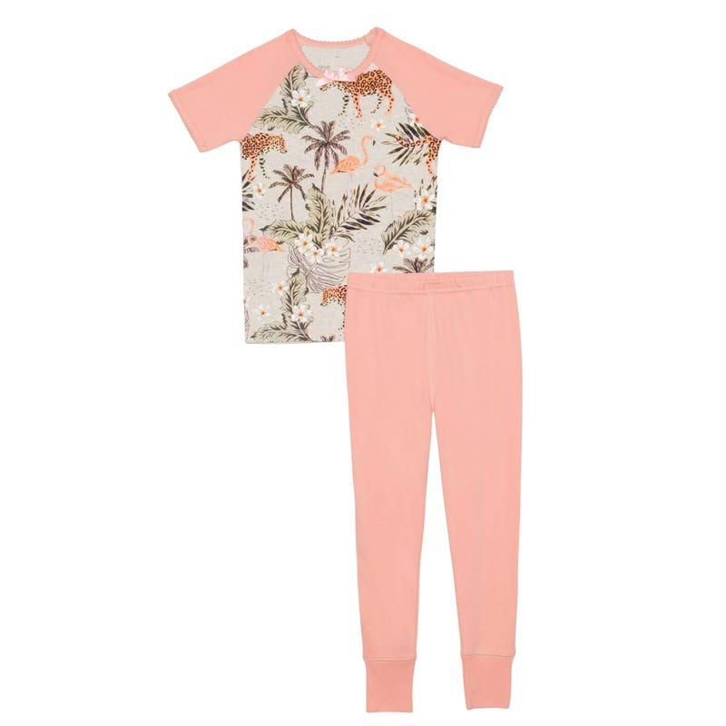 Pyjama Tropical 7-10ans