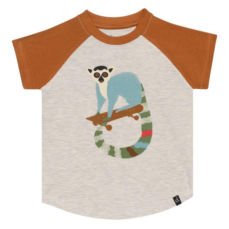 T-Shirt Raglan Tasmanie 3-6ans