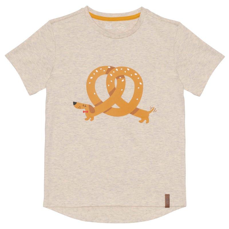 Bretzel T-Shirt 3-6y