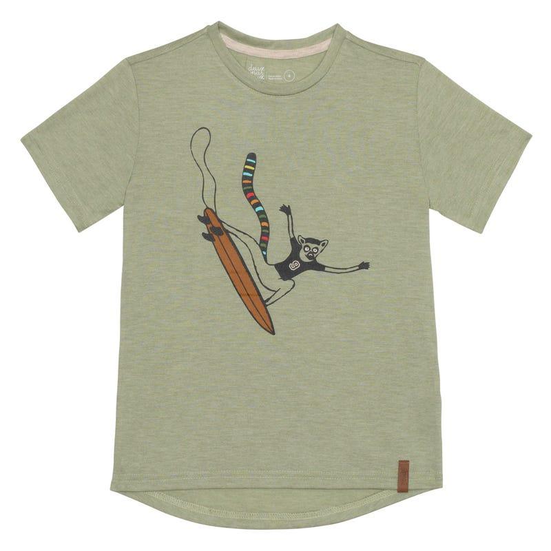 T-Shirt Lémurien 3-6ans