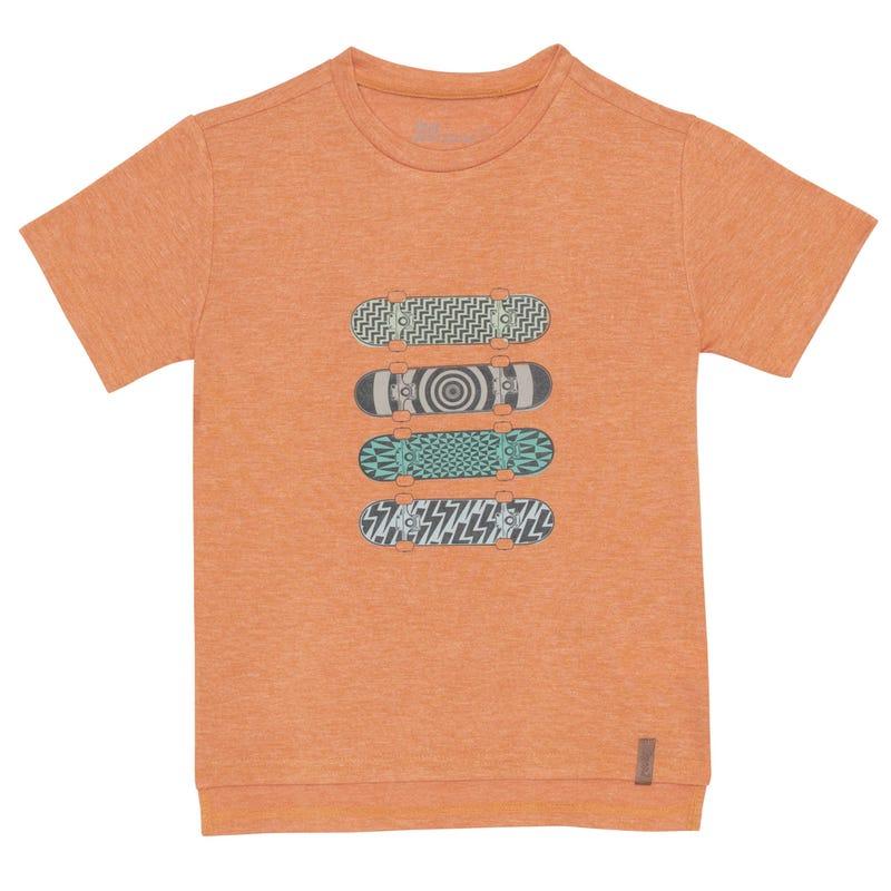 T-shirt Skate 7-12ans