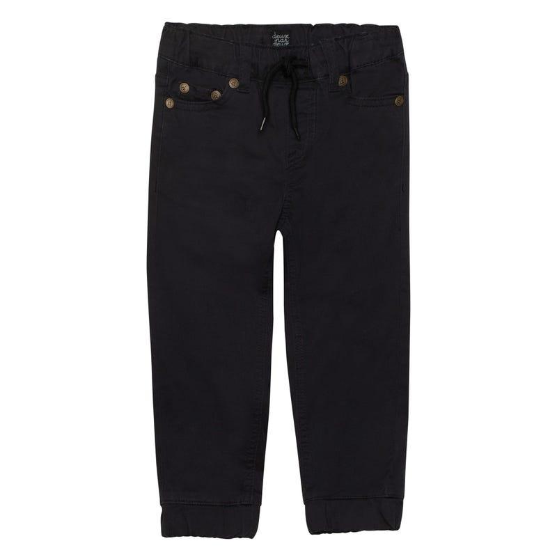 Pantalon Jogger Basique 3-6ans