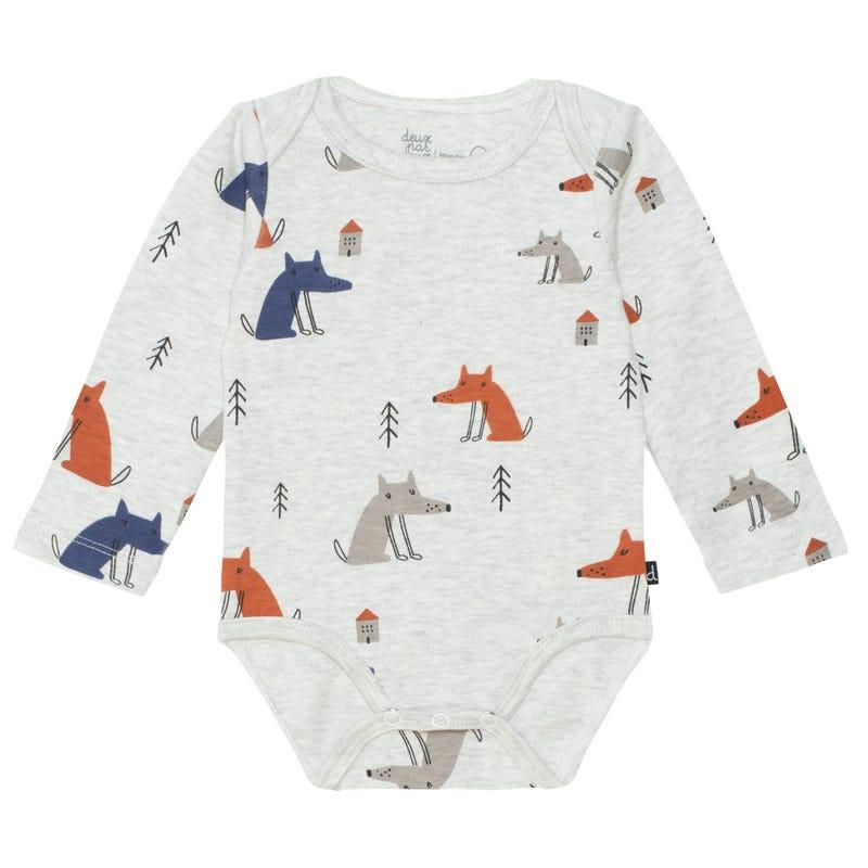 Fox One Piece T-shirt Set 6-24m