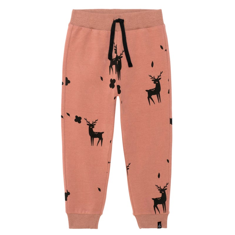 Pantalon Ouaté Prairie 4-6ans