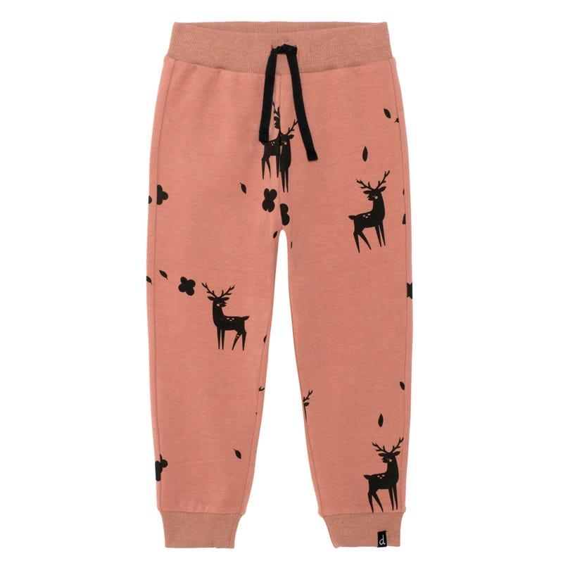 Pantalon Ouaté Prairie 7-10ans
