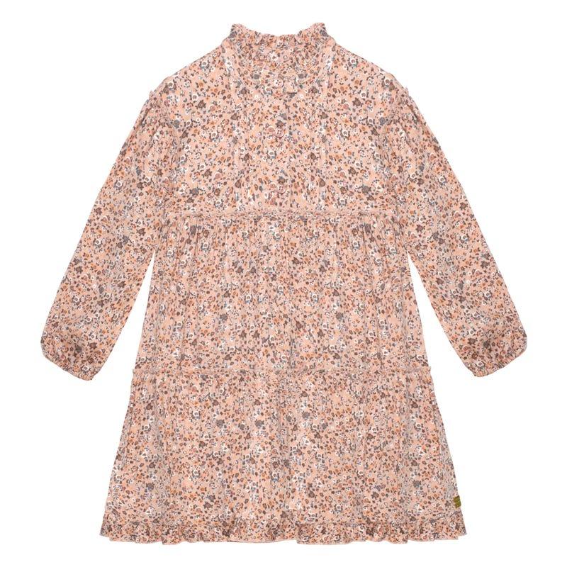 Robe Fleur Prairie 7-10ans