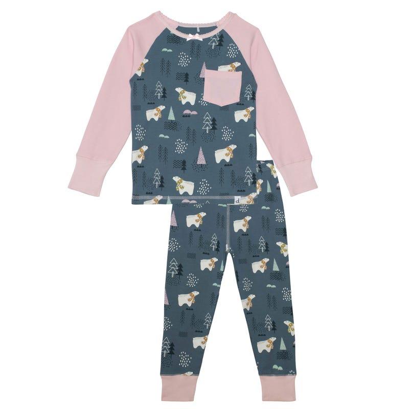 Pyjama Ours 7-10ans