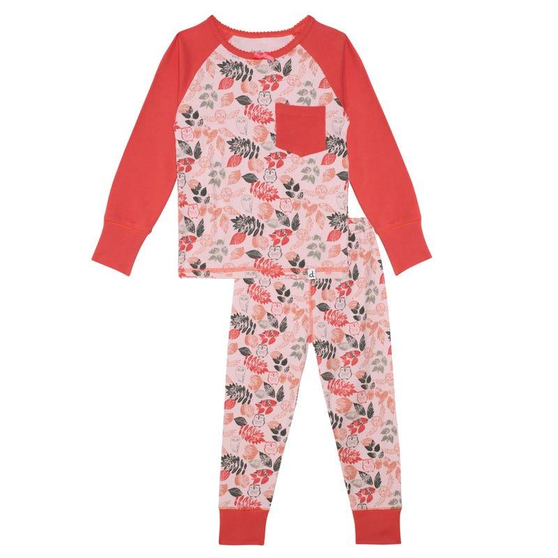Pyjama Hibou 3-6ans